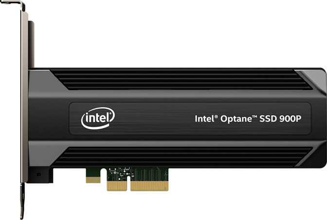 Intel Optane 900P HHHL 480GB