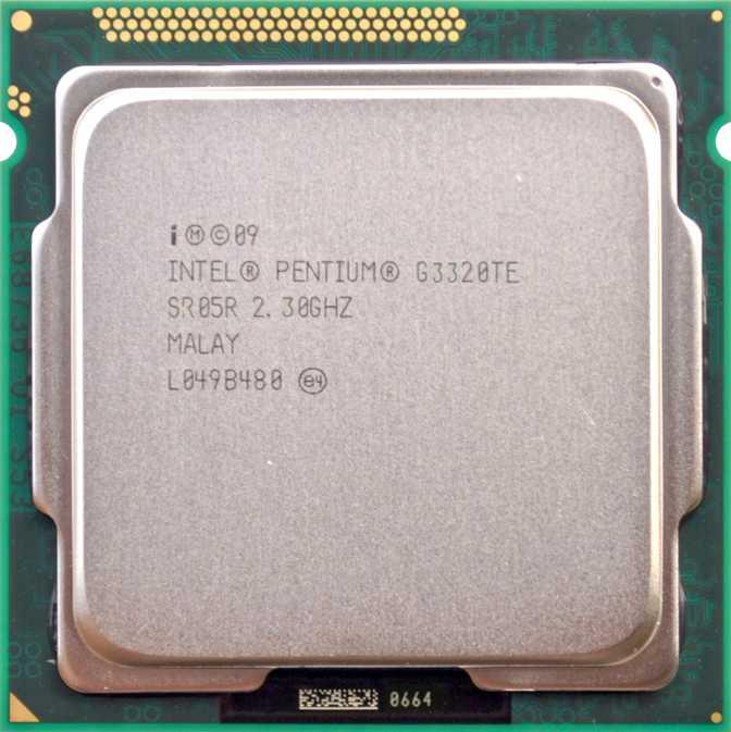 Intel Pentium G3320TE