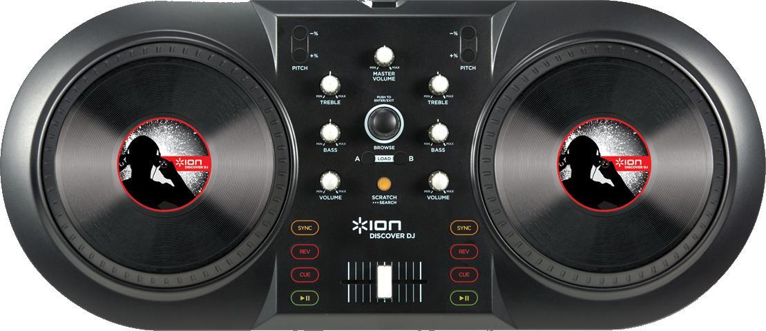Ion Discover DJ