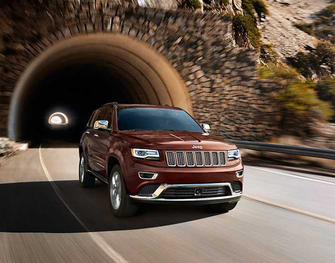Jeep Grand Cherokee Laredo 4x4 (2014)