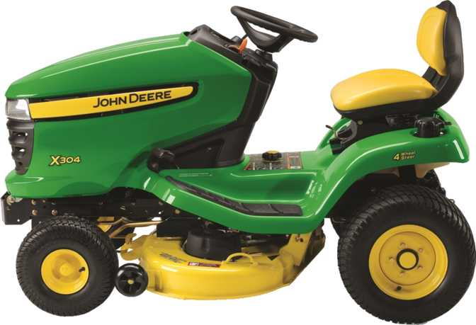 ≫ John Deere X304 review | 21 facts in comparison