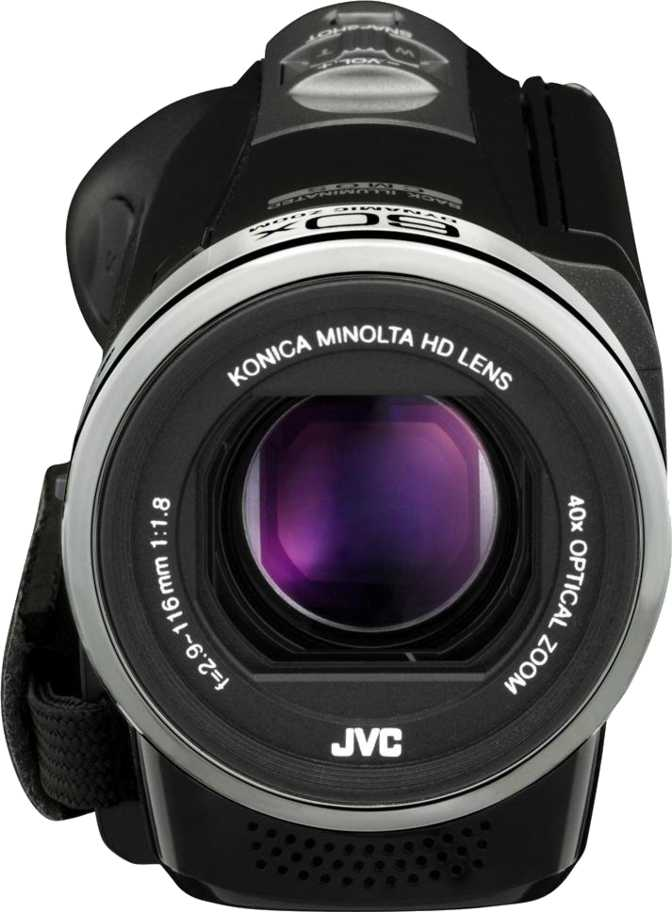 JVC Everio GZ-EX355