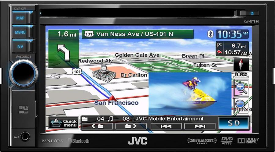JVC KW-NT3HDT