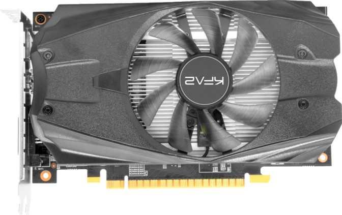 KFA2 GeForce GTX 1050 OC