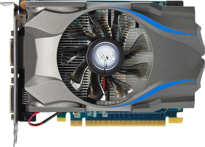 KFA2 GeForce GTX 650 Ti Boost