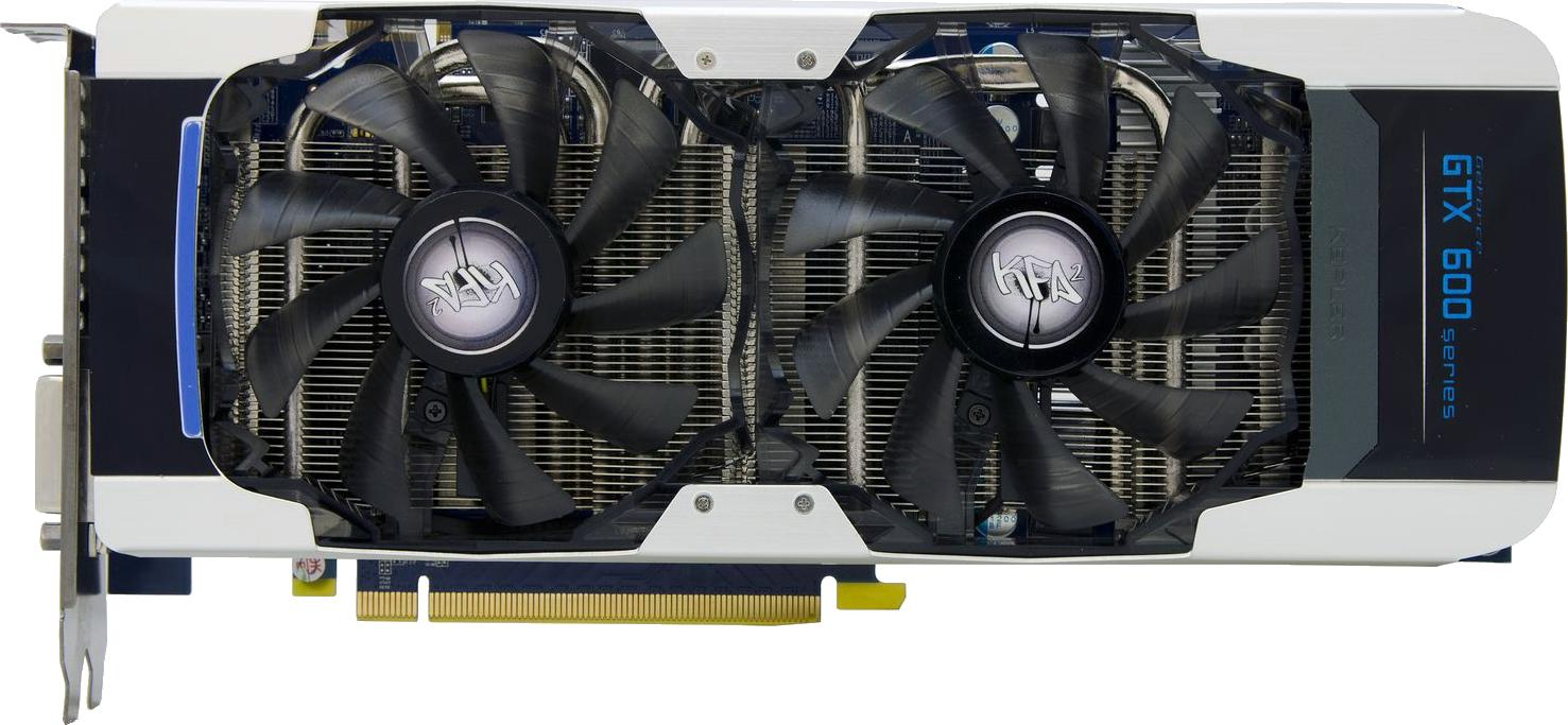 KFA2 GeForce GTX 670 EX OC 4GB