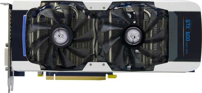 KFA2 GeForce GTX 680 EX OC 4GB