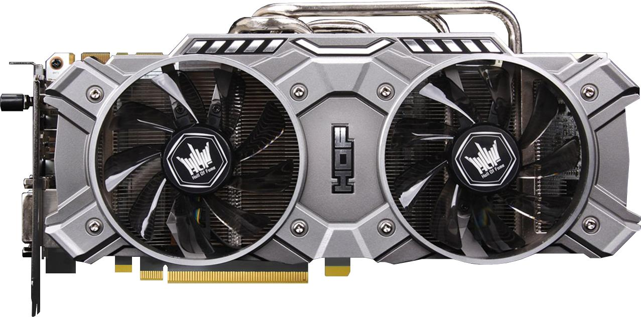 KFA2 GeForce GTX 780 HOF Edition