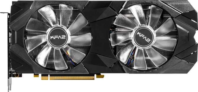 KFA2 GeForce RTX 2070 Super EX 1-Click OC