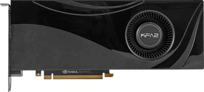 KFA2 GeForce RTX 2080 Super