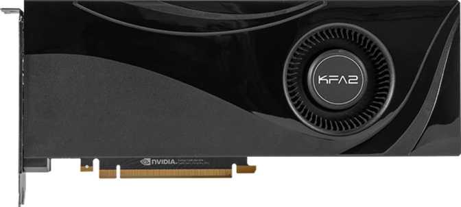 KFA2 GeForce RTX 2080
