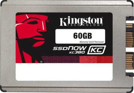 Kingston SSDNow KC380 60GB