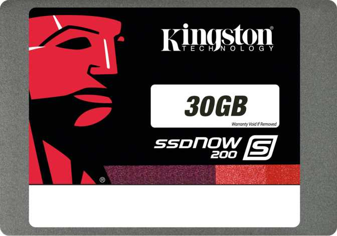 Kingston SSDNow S200 30GB
