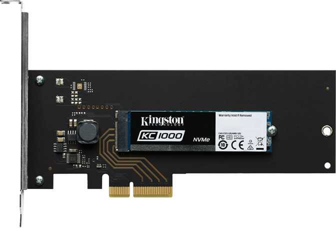 Kingston SKC1000H 960GB