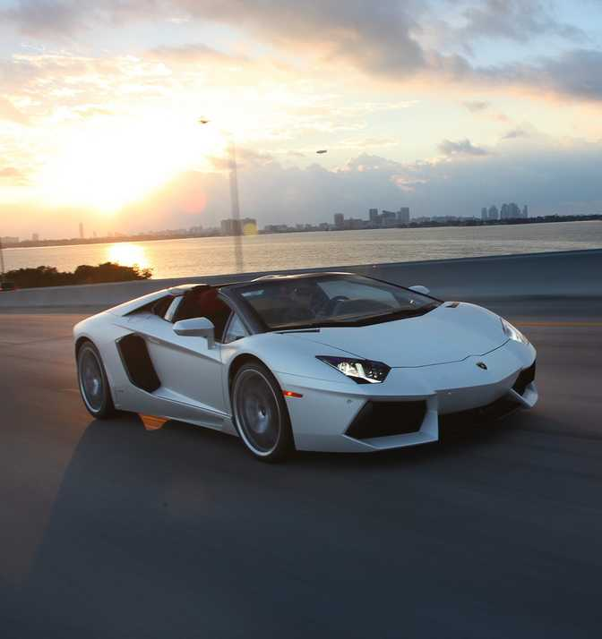 Lamborghini Aventador LP 700-4 (2014)