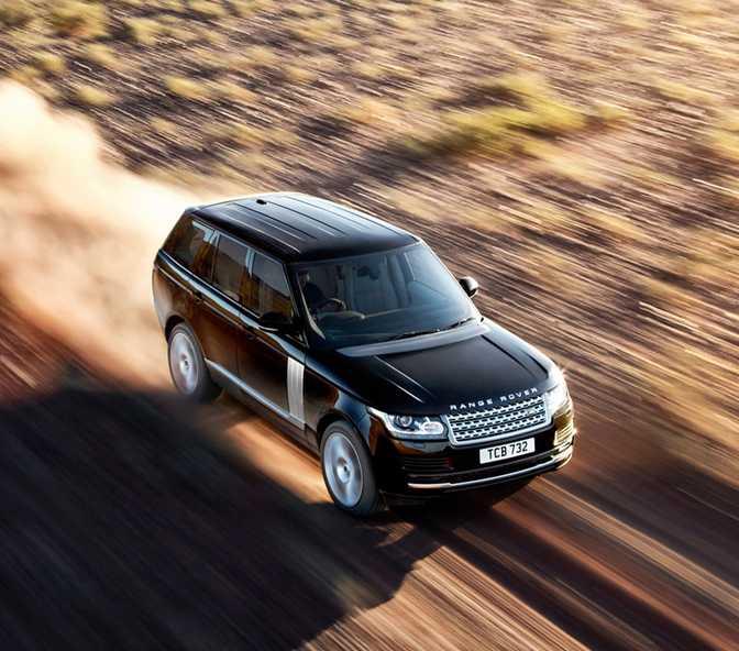 Land Rover Range Rover 3.0L TDV6 Diesel Vogue (2013)
