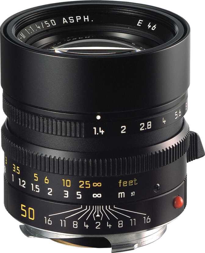 Leica Summilux-M 50mm f/1.4 ASPH