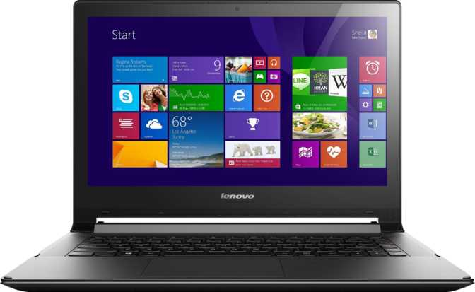 "Lenovo Flex 2D 14"" AMD A-Series A6-6310 1.8GHz / 8GB / 1TB"