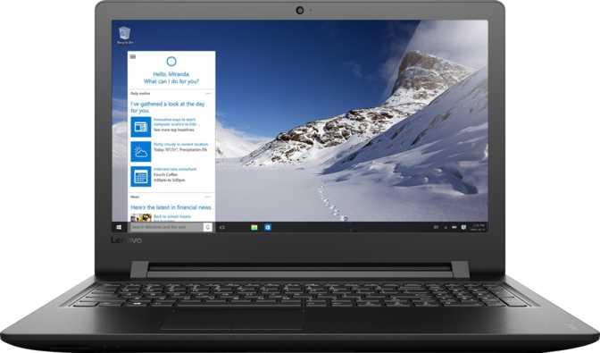 "Lenovo IdeaPad 110 15.6"" Intel Pentium Celeron 4405U 2.1GHz / 4GB / 500GB"