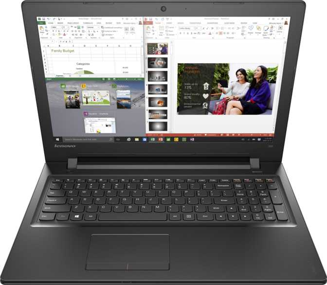 "Lenovo IdeaPad 300 (15) 15.6"" Intel Core i5-6200U 2.3GHz / 8GB / 500GB"