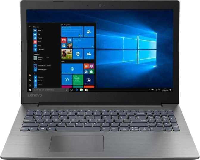 """Lenovo IdeaPad 330 15.6"""" Intel Core i3-8130U 2.2GHz / 4GB RAM / 2TB HDD"""