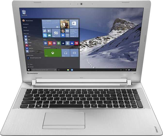 "Lenovo IdeaPad 500 15.6"" Intel Core i5 6500U 2.5GHz / 8GB / 1TB"