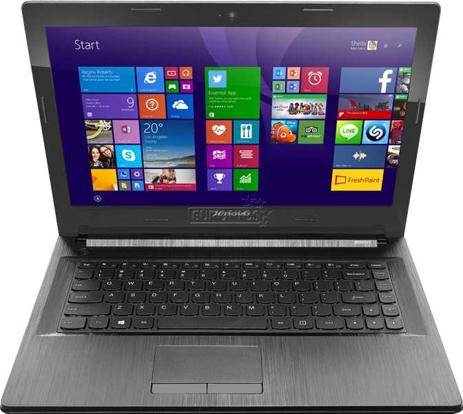 "Lenovo IdeaPad G40 15.6"" Intel Core i7-4510U 2GHz / 8GB / 1TB"