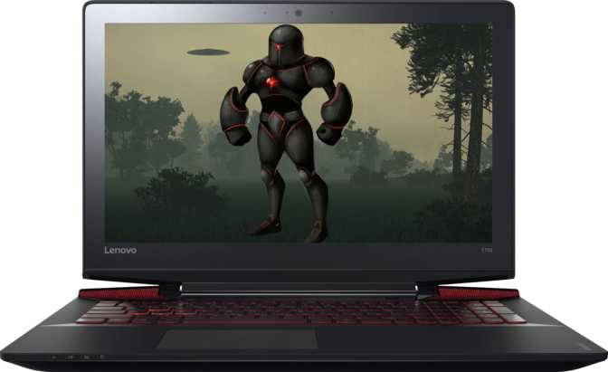 "Lenovo IdeaPad Y700 15.6"" Intel Core i7 6700HQ 2.6GHz / 8GB / 1TB"