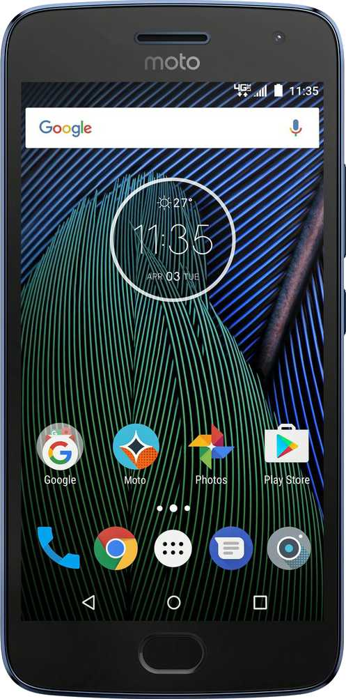 Lenovo Moto G5 Plus 32GB