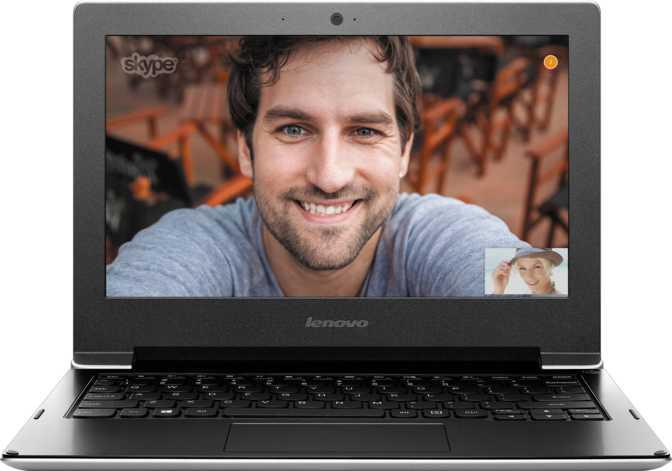 "Lenovo S21e 11.6"" Intel Celeron N2840 2.16GHz / 2GB / 32GB"