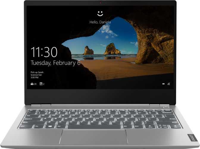"Lenovo ThinkBook 13s 13.3"" Intel Core i7-8565U 1.8GHz / 16GB RAM / 512GB SSD"