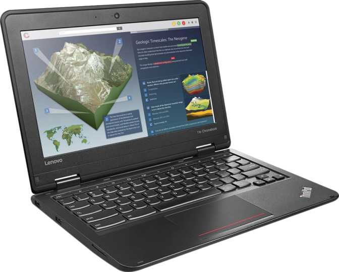 "Lenovo ThinkPad 11e 11.6"" Intel Celeron N2930 1.83GHz / 4GB / 500GB"