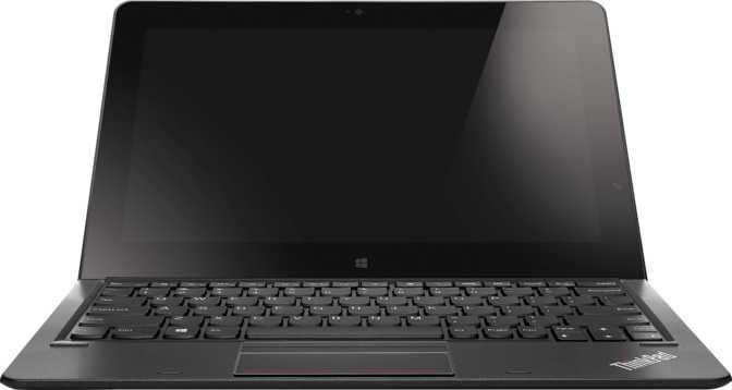 """Lenovo ThinkPad Helix 2nd Gen 11.6"""" Intel Core M-5Y71 1.2GHz / 8GB / 256GB"""