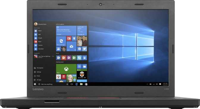 "Lenovo ThinkPad L460 14"" Intel Core i5-6200U 2.3GHz / 8GB / 256GB"