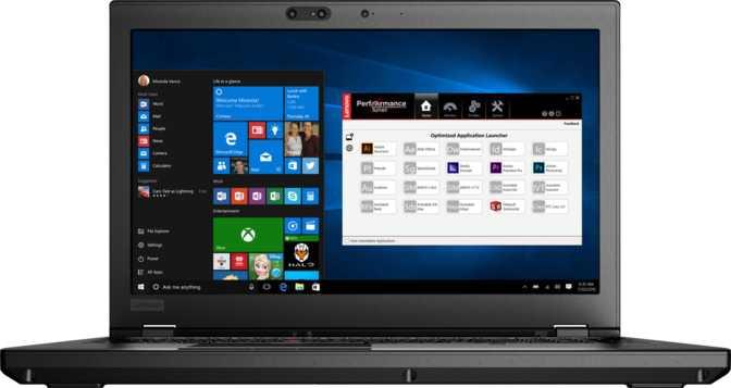 "Lenovo ThinkPad P52 15.6"" Intel Xeon E-2176M 2.7GHz / 16GB RAM / 1TB SSD"