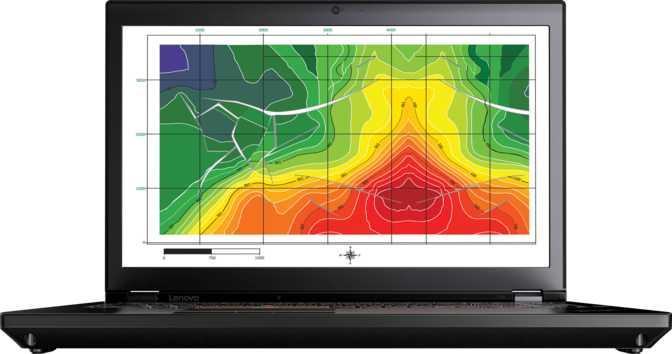 """Lenovo ThinkPad P70 Flagship 17.3"""" Intel Xeon E3-1505M v5 2.8GHz / 32GB / 1TB"""