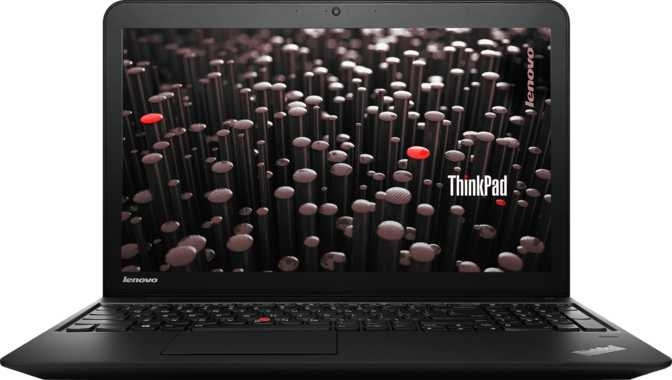 "Lenovo ThinkPad S540 15.6"" Intel Core i3-4010U 1.7GHz / 16GB / 256GB"
