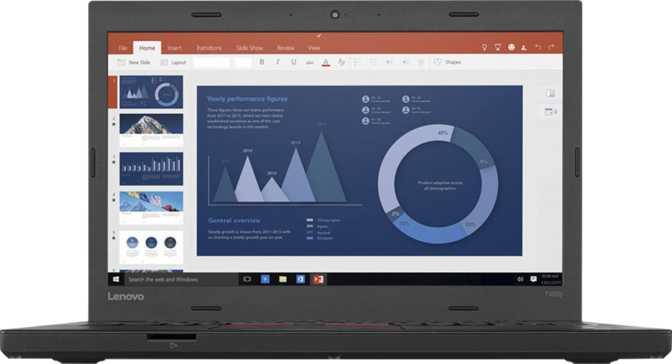 """Lenovo ThinkPad T460p 14"""" Intel Core i5-6440HQ 2.7GHz / 32GB / 1TB"""