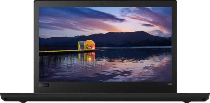 "Lenovo ThinkPad T480 14"" Intel Core i7-8550U 1.8GHz / 8GB RAM / 256GB SSD"