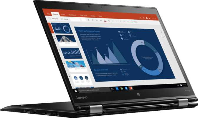 "Lenovo ThinkPad X1 Yoga 14"" Intel Core i7-6600U 2.6GHz / 16GB / 1TB"