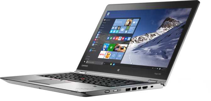 "Lenovo Thinkpad Yoga 460 14"" Intel Core i7-6600U 2.6GHz / 8GB / 256GB"