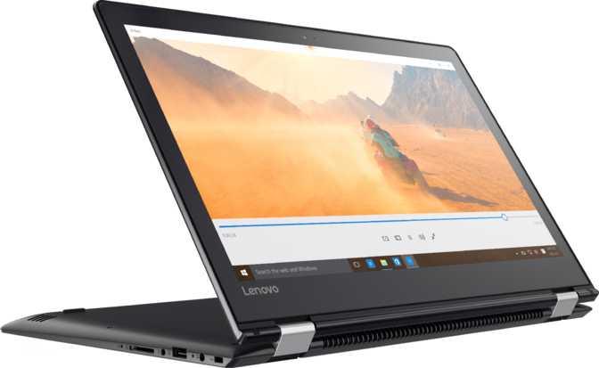 "Lenovo Yoga 510-15ISK 15.6"" Intel Core i5-6200U 2.3GHz / 8GB / 256GB"