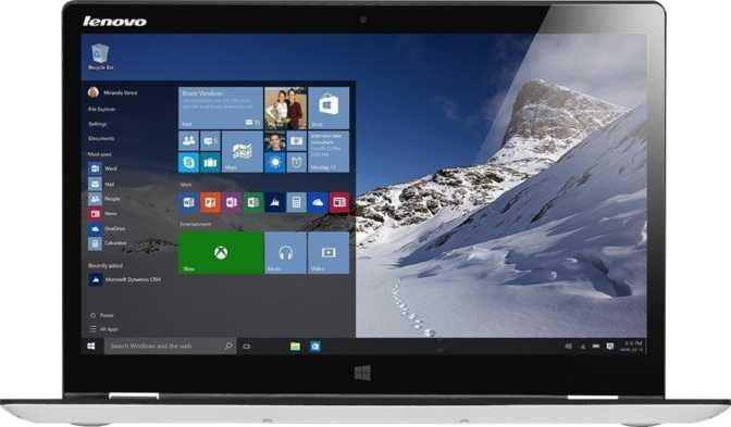 "Lenovo Yoga 700 14"" Intel i5 i5-6200U 2.3GHz / 8GB / 256GB"