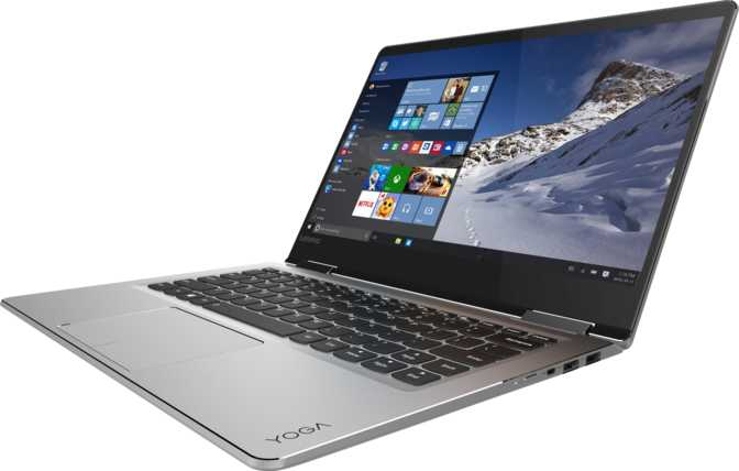 "Lenovo Yoga 710-14ISK 14"" Intel Core i5-6200U 2.3GHz / 8GB / 256GB"