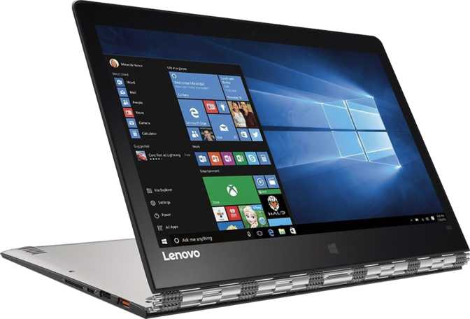 "Lenovo Yoga 900 13.3"" Intel Core i7-6500U 2.5GHz / 8GB / 512GB"