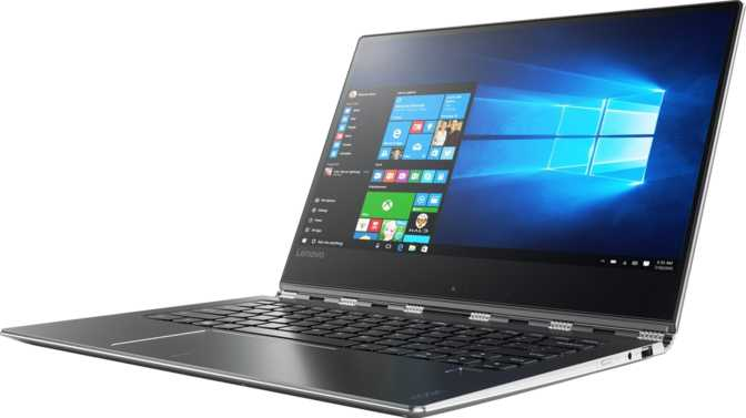 "Lenovo Yoga 910 13.9"" Intel Core i7 7500U 2.7GHz / 16GB / 1TB"