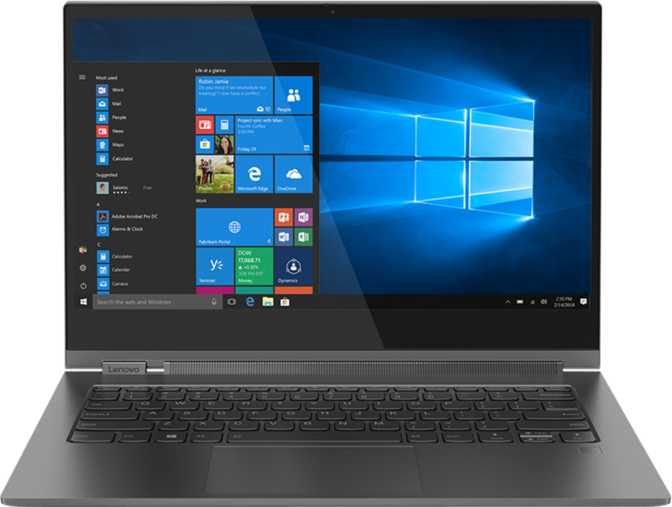 "Lenovo Yoga C930 13.9"" UHD Intel Core i7-8550U 1.8GHz / 16GB RAM / 1TB SSD"