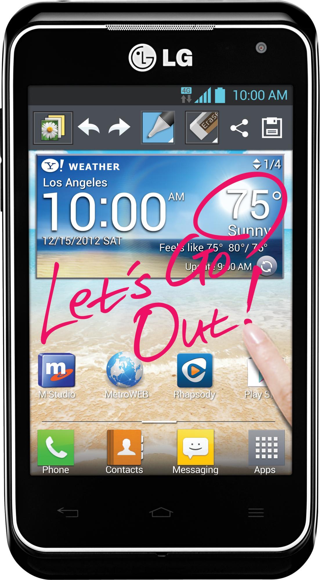 LG Motion 4G