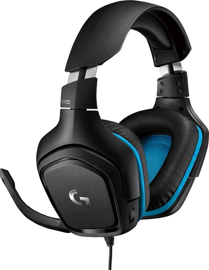 ≫ Logitech G430 vs Logitech G432: What is the difference?