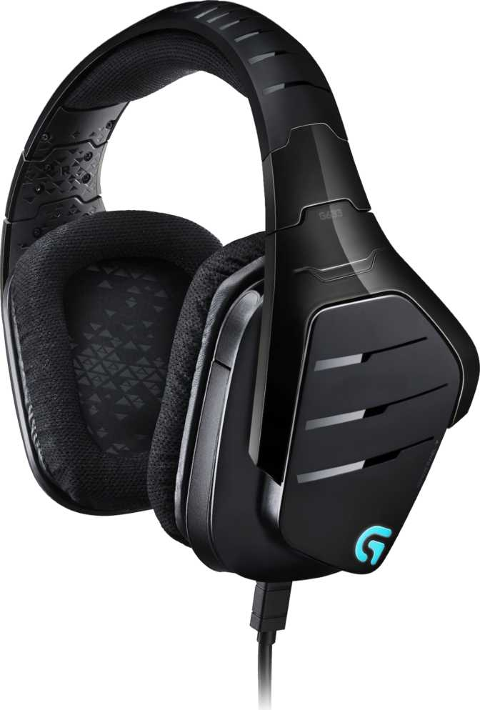 ≫ Logitech G533 vs Logitech G633: What is the difference?